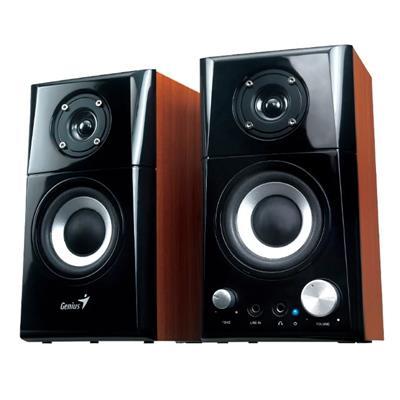 Parlantes Genius SP-HF500A 2.0