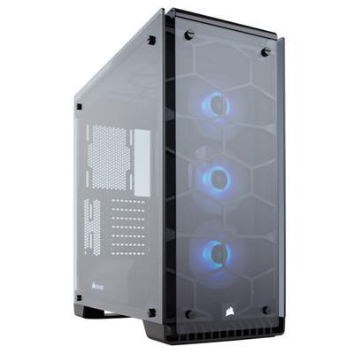 Gabinete Corsair Crystal 570X RGB Black