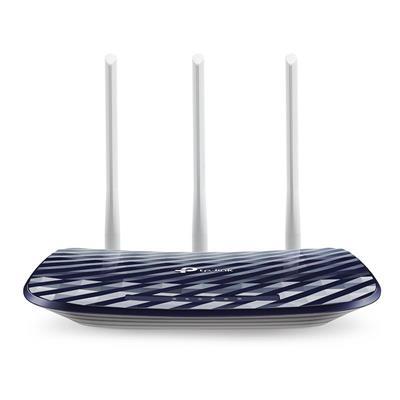 Router WiFi TP-Link 3 antenas Archer C20 AC750