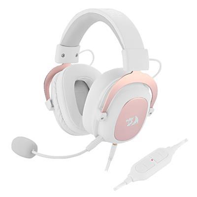 Auricular Gaming Redragon H510 Zeus White