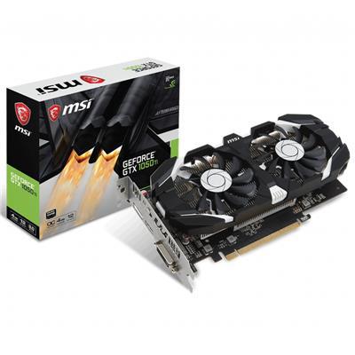 Video GeForce GTX 1050 Ti OC 4Gb GDDR5 MSI