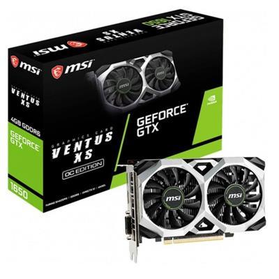 Video GeForce GTX 1650 4Gb GDDR6 Ventus XS OC Edition
