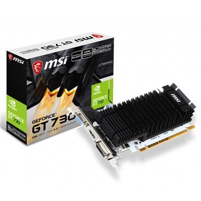 Video GeForce GT 730 2Gb DDR3 MSI