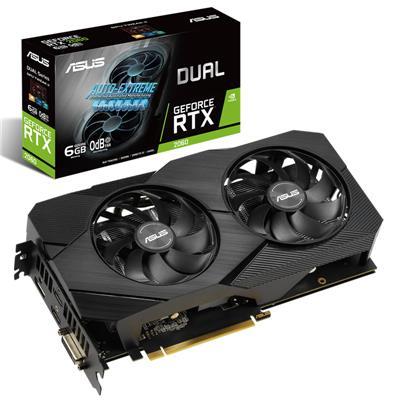 Video GeForce RTX 2060 6Gb GDDR6 Asus DUAL
