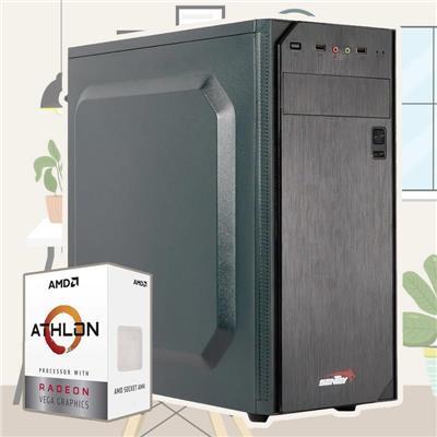 E201 CPU Athlon 3000G + Mother A320 + 8Gb + 240GB