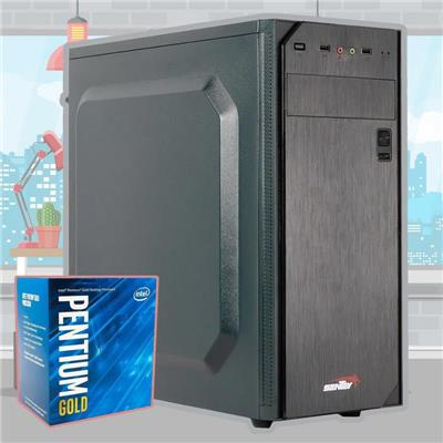 E205 CPU DualCore G5420 + Mother B365 + 8Gb + 240GB