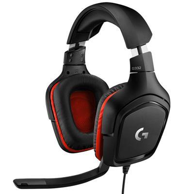 Auricular Gaming Logitech G332 Leatherette