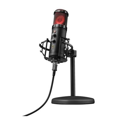 Microfono Trust GXT 256 Exxo USB RGB