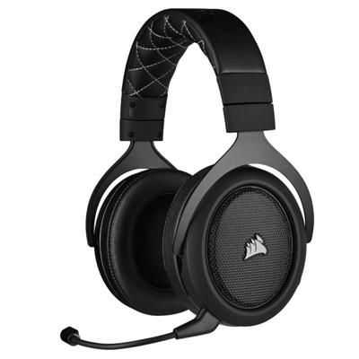Auricular Gaming Corsair HS70 Pro Inalambrico Carbon