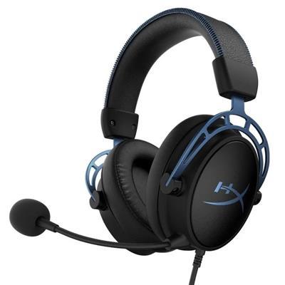 Auricular Gaming HyperX Cloud Alpha S Azul