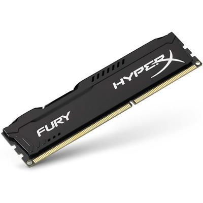 Memoria DDR3 8Gb 1600Mhz HyperX Fury Black