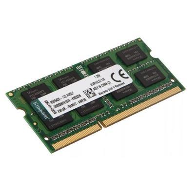 Memoria SODIMM DDR3 8Gb 1600Mhz Kingston ValueRAM