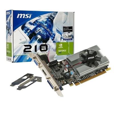 Video GeForce N 210 1Gb GDDR3 MSI