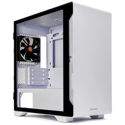 Gabinete Thermaltake S100 TG White