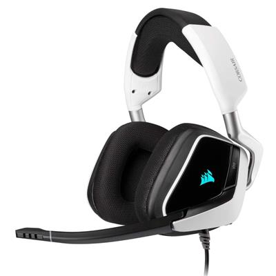 Auricular Gaming Corsair Void Pro RGB 7.1 White