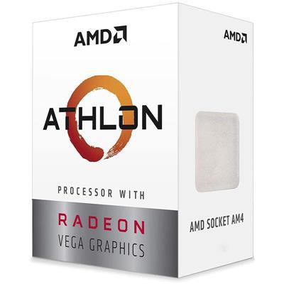 Procesador AMD Athlon 320GE 3.4GHz OEM